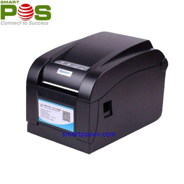Cài đặt máy in tem mã vạch Xprinter XP350B